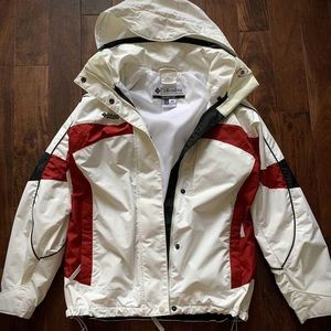 Columbia 2 in 1 jacket